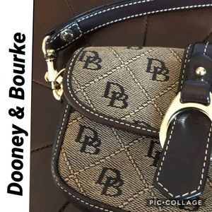 Authentic Dooney & Bourke Wristlet